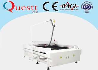 China Water Cooling CO2 Laser Engraving Machine 1000Mm/S For Acrylic / Wood / Plastic supplier