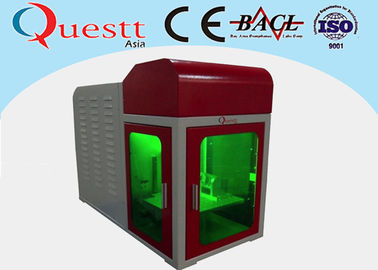 China Small Size Angle 3D Crystal Laser Engraving Machine supplier