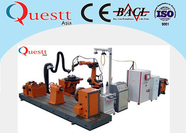 China CO2 Type Laser Laser Cladding Machine Fiber YAG Cladding Welding Machine For Roll Mold supplier