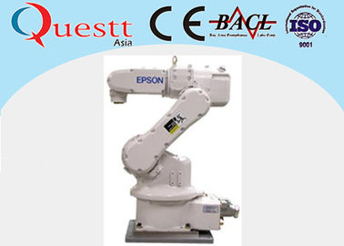 China High Performance Robotic Automation System EPSON 6 Axis For Cutting / Transporting supplier