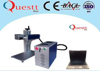 China Mini Laser Marking Machine For Tool Accessories , High Precision Metal Laser Marker supplier