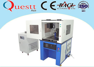 China CNC Welding Machine For Titanium Brass Alloy , 1070nm Silver Soldering Equipment supplier