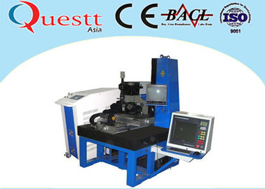 China CNC Laser Welding Machine For Platinum Gold , YAG Automatic Soldering Machine supplier
