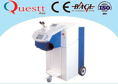 China 1.064um Yag Laser Welding Machine With Imported X Lamp Diamond Rod Microscope supplier