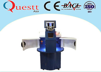 China Robot200 Jewelry Laser Welding Machine Reliable / Durable For Golf Industry supplier