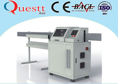China Single Side Notching Channel Letter Making Machine , Fast Speed Aluminum Bending Machine supplier
