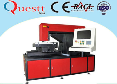China CNC Numerical Control Small Metal Laser Cutting Machine 0-8mm For Auto Parts supplier
