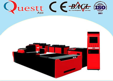 China CNC Laser Cutter For Plate Steel Copper 750W , Low Cost Laser Steel Cutting Machine supplier