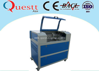 China 600 x 400mm Area CO2 Laser Engraving Machine 60W Water Chiller Cooling System supplier