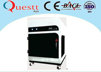 China Desktop 3D Crystal Laser Engraving Machine 150x200x100mm Size With Rapid Scanner supplier