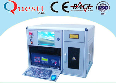 China 3D Camera CNC Laser Engraver , 3D Camera Green Laser Small Engraving Machine supplier
