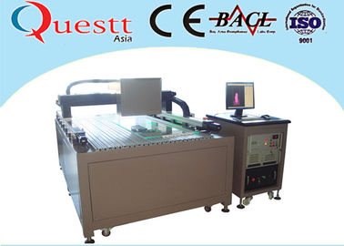 China Low Running Cost 3D Crystal Laser Engraving Machine 0.07-0.12mm Engraving Dot Pitch supplier