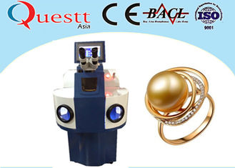 China Jewelry Repair Laser Welding Machines 0.1 - 2 Mm Pulse Width 110 J For Aviation supplier