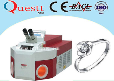 China Humanized Design Mini Jewelry Laser Welding Machine With Imported Lens Reflection Mirror supplier