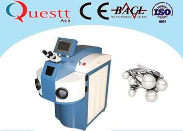 China 60 - 120 J Jewelry Laser Welding Machine supplier