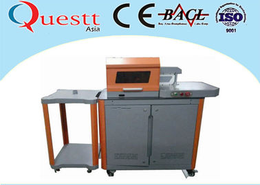 China Aluminum Profile Bending Machine Notching 0.4 - 1.2mm Thickness For Channel Letter Signs supplier