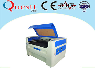 China Cnc Glass Engraving Machine For Paperboard , 100 Watt Laser Engraving Equipment supplier