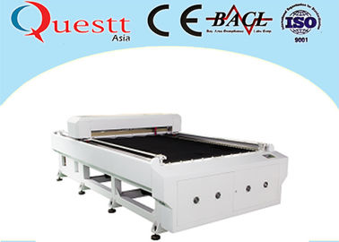 China Metal Laser Engraving Machine Water Cooling , High Speed Co2 Laser Etching Machine supplier