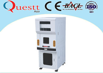 China Low Running Cost UV Laser Marking Machine F-Theta Lens 5W For Precise Items supplier