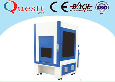 China Excellent Laser Beam UV Laser Marking Machine 8 Watts For Precision Products supplier