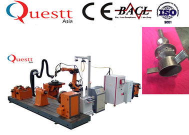 China 3000W Semiconductor Laser Cladding Machine Quenching / Hardening For Roller Mould supplier