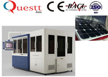 China Solar Cell Visual Inspection Machine Sealed Working Room For Panel Testing supplier