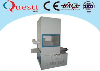 China 20 W Clean Sealed Fiber Laser Marking Machine Dust Recycle System Without Smell supplier