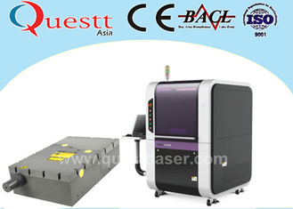 China High Precision 355nm Printing 3W UV Laser Marking Machine For Nonmetal supplier