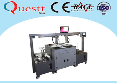 China Saw Blade Optical Fiber Laser Marking Machine Automatic Loading And Unloading supplier