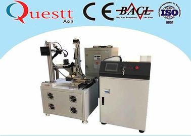 China CNC Fiber Laser Welding Machine CCD Display 500W 5 Axis Automation Control supplier