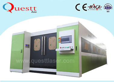 China 1KW 1.5KW 2KW 3KW 4KW 5KW 6KW Metal Laser Cutting Machine For Stainless Steel Aluminum supplier