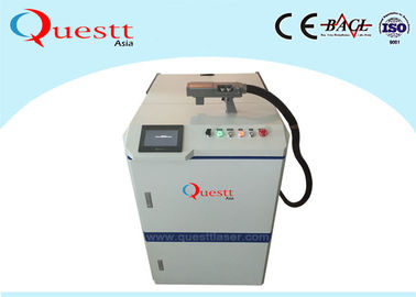 China Durable High Power 500w Laser Rust Removal Machine With 2 Years Gurranty supplier