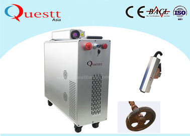 China Oxide / Oil Painting Fiber Rust Remover Machine 20khz - 100khz Low Noise supplier