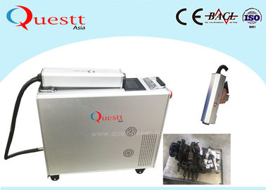 China IPG 70W Roller Rod Mold Derusting Fiber Laser Cleaning Machine Rust Removal supplier