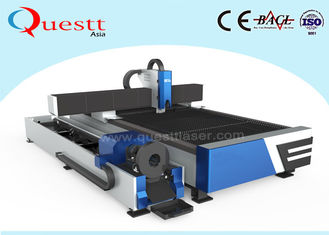 China Easy Maintenance CNC Metal Laser Cutting Machine 1000W With Humanization Design System supplier