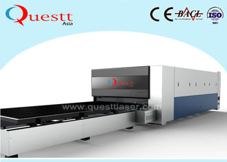 China Carbon Steel Aluminum Sheet Metal Cutting Machine 500W To 6KW CE Certificate supplier