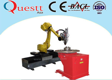 China 4KW Laser Cladding Equipment For Cold Roller / Automobile Mould / Shaft / Worn Blade supplier