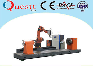 China High Power Laser Cladding Machine Hardening For Roll Mold Shaft 48 HRC supplier