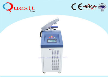 China Durable 100W 200W 500W Fiber Laser Metal Cleaning Machine For Rust Removal supplier