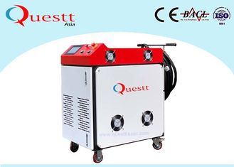China Raycus Fiber Laser Welding Machine For Soldering , Handheld Laser Welder Fast Speed supplier