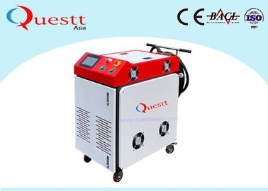 China Electric Welding Machine For Small Parts , 100W CCD Control Aluminum Welding Equipment supplier