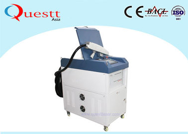 China High Power Laser Cleaning Machine 1000 Watt Laser Rust Removal For Metal supplier