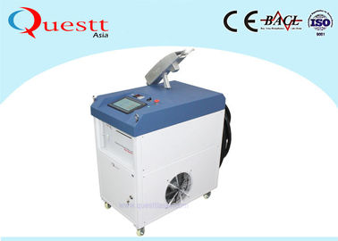 China 1000w/500w/200w/100w Fiber Laser Rust Removal/laser cleaning Machine , Lifetime 100000 Hours supplier