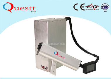 China 20W 50W Laser Cleaning Machine Backpack Laser Rust Removal Machine Handheld Operation supplier