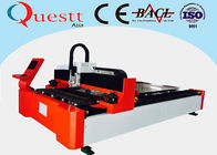 China Fiber Metal Laser Cutting Machine High Power 500W 1000W 3000 Watt for SS factory