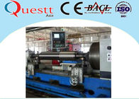 China Cold Roll Laser Texturing Machine 10us Pulse Width CNC Laser Equipment For Metal company