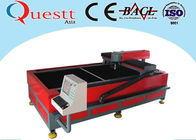 China 1000 Watt Stainless Steel Laser Cutting Machine , Industrial Laser Cutter With Linear Rails factory