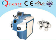China 60 - 120 J Jewelry Laser Welding Machine for Gold, Silver, Steel CE Certificate company