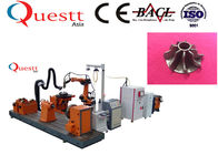 China 4KW Fiber Transmit Laser Cladding Equipment company