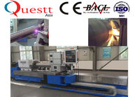 Cold Roller Laser Texturing Machine Easy Operation For Roll Roughening 500 Watt